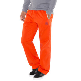 Edelrid Legacy II - Pantalones de Trekking Hombre - naranja